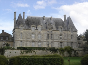 Chateau de Couselles sur mer