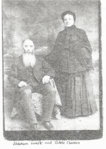 Abraham Loiselle and Adele Charron 1880