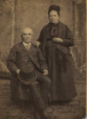 Marc Chicoine and Odile Loiselle